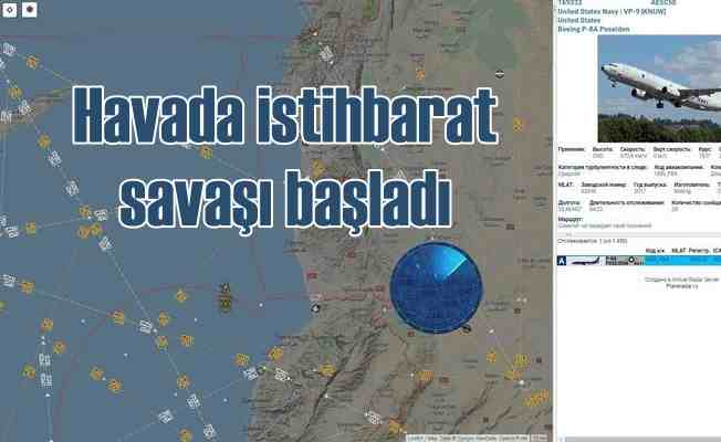 NATO, Baltık, Karadeniz ve Akdeniz'de kriz uçuşları yapıyor