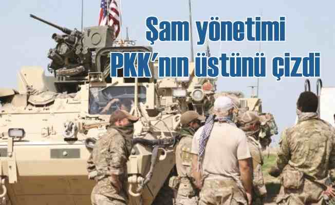 Şam yönetimi PKK ve uzantısı SDG'nin üstünü çizdi