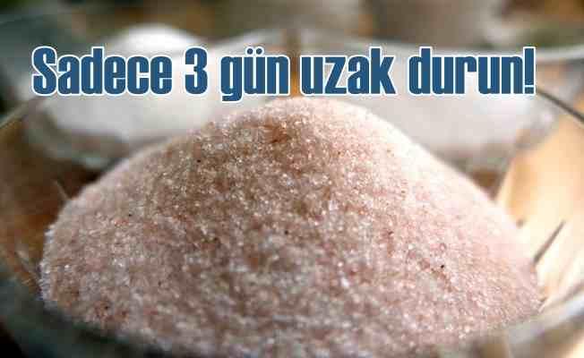 Şeker bırakmanın yolları | Sadece 3 gün ara verin, farkı görün