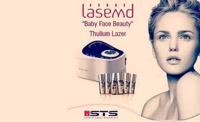 Thulium Lazer İle Leke Tedavisi Uygulamasında Baby Face Görünüm