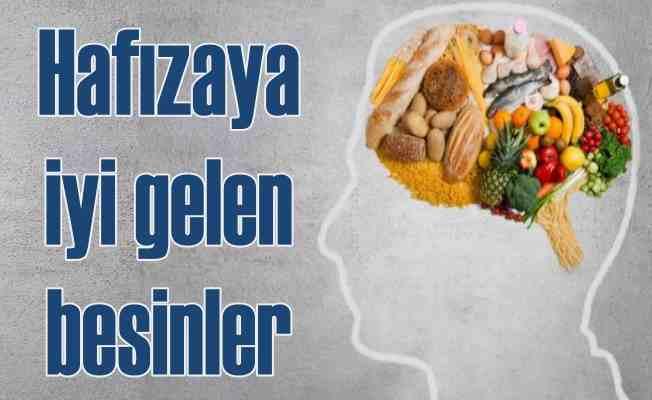 Unutkanlığa iyi gelen, hafızayı güçlendiren besinler
