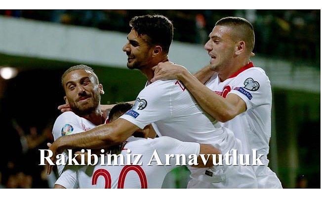 A Milli Takım Arnavutluk ile karşılaşıyor