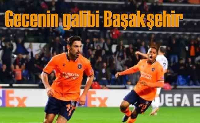 Başakşehir, Avusturyalı ekibi evinde devirdi 1 - 0