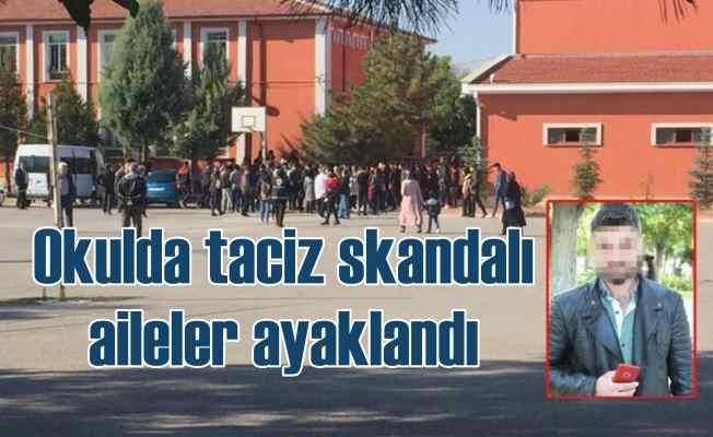 Konya'da Anadolu Lisesi'nde cinsel taciz iddiası