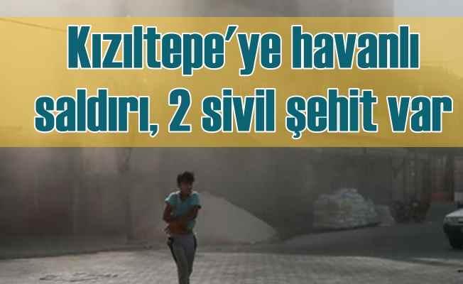 Mardin Kızıltepe'ye havan saldırısı, 2 sivil şehit