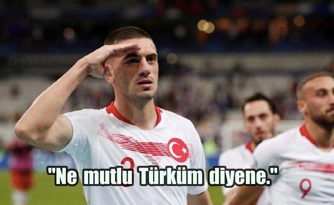 """Merih Demirel """"Ne mutlu Türküm diyene."""""""