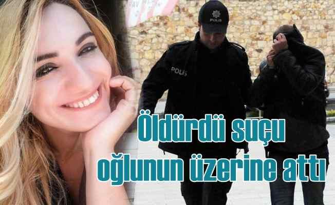 Nevşehir'de alkollü trafik magandası, suçu oğlunun üzerine attı