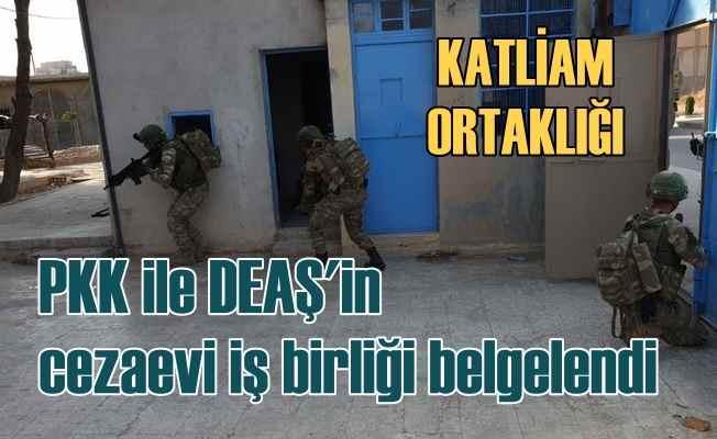PKK'nın DEAŞ'li katillere 'Katliam' jesti