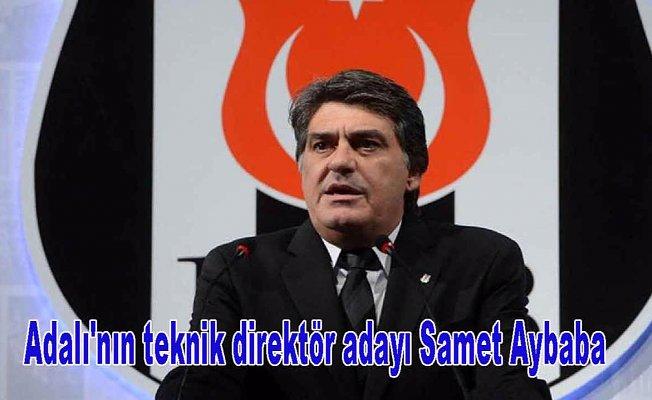 Serdar Adalı'nın teknik direktör adayı belli oldu