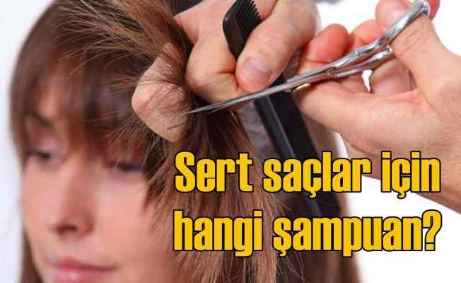 Sert Saç Tipleri İçin Şampuan Tavsiyeleri