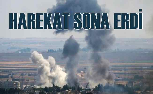 Soçi Zirvesi bitti, Barış Pınarı Harekatı sona erdi