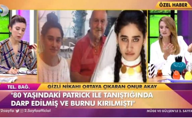 Ünlü oyuncu Meltem Miraloğlu'nun 80 yaşındaki adamla evliliği
