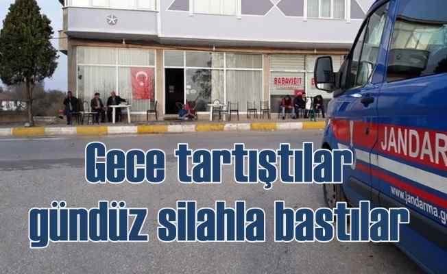 Edirne'de kahvede oturanlara silahlı saldırı, 11 yaralı var