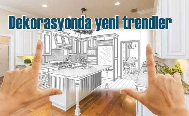 Ev dekorasyonda yeni trendler nelerdir