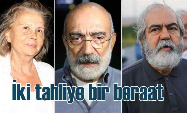 FETÖ davası | Nazlı Ilıcak ve Ahmet Altan serbest bırakıldı