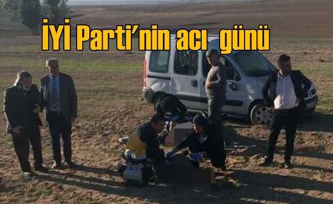 İYİ Parti Yozgat İl Başkanı Seyfi Bayrak trafik kazasında can verdi