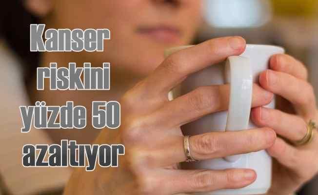 Kahve ile karaciğer kanserine meydan okuyun