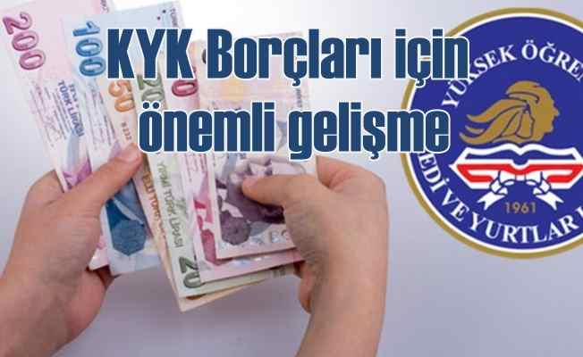 KYK borcunun silinmesi için İYİ Parti'den önerge