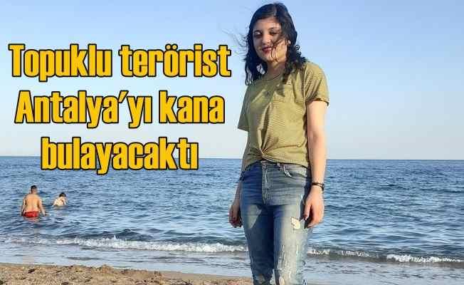 PKK'nın mini etekli dövmeli teröristi Adana'da yakalandı