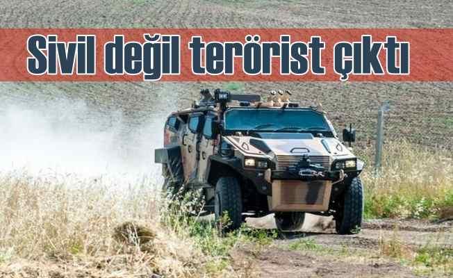 Türk Rus devriyesinde ölen provakatör PKK'lı terörist çıktı