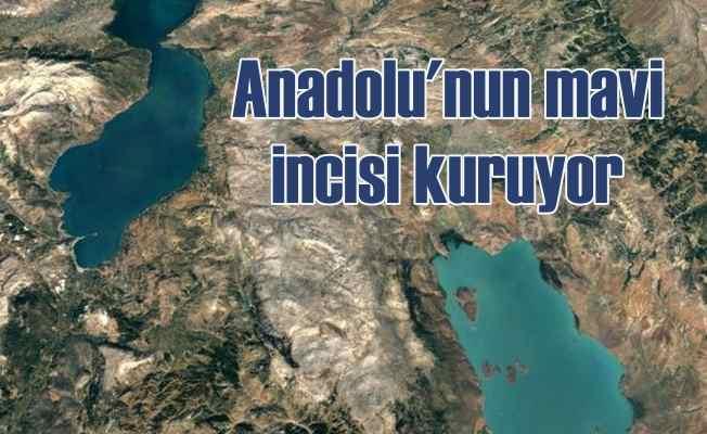 Beyşehir Gölü için kırmızı alârm
