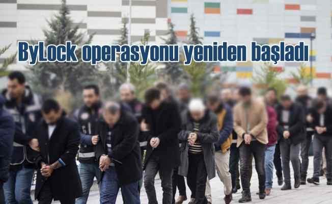 ByLock operasyonu 260 gözaltı kararı var