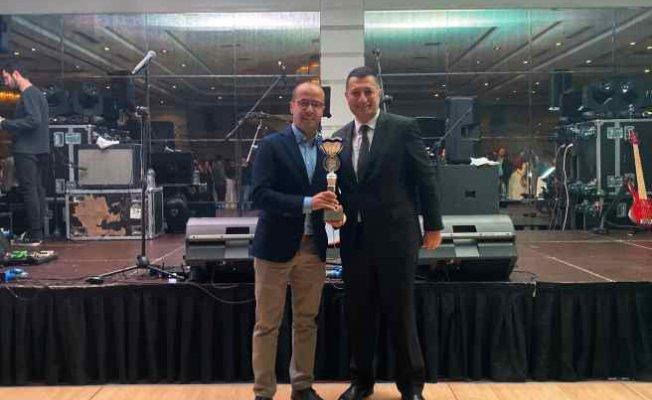 CBKSoft'a Yazılım İhracatı Ödülü