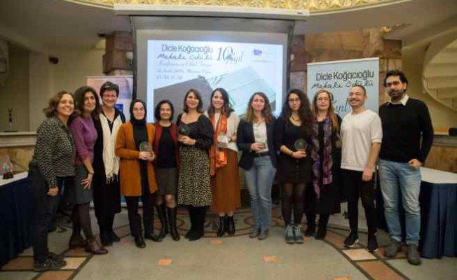 Dicle Koğacıoğlu Makale Ödülleri 10. kez sahiplerini buldu