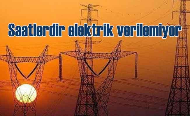 Marmara Adası'nda son durum, Elektrik alamayan binlerce kişi geceyi soğukta geçirdi