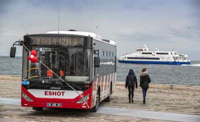 Otokar yılın son teslimatını ESHOT'a gerçekleştirdi