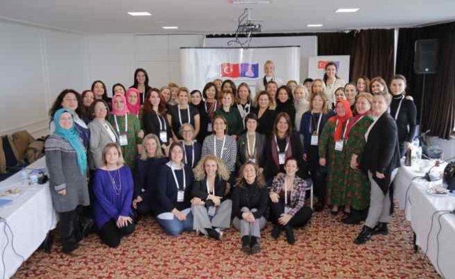 Samsunlu kadın girişimciler buluştu