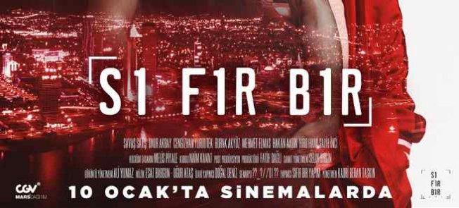 Sıfır Bir ekibinden yeni yıl sürprizi 10 Ocak'ta sinemalarda