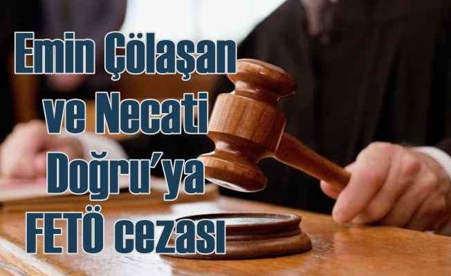Sözcü davası   Emin Çölaşan ve Necati Doğru'ya FETÖ cezası