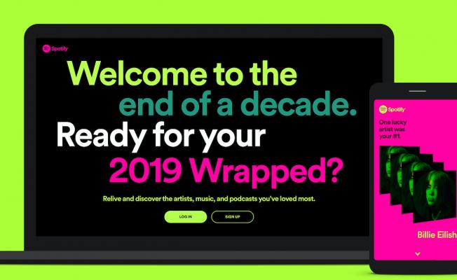Spotify'den 2019 Kişisel Özeti ile Yılı Hatırlama