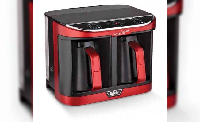 Yeni yıla yeni kahve makinaları Fakir'den