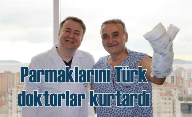 Alman ve Bulgar doktorlar kesilir dedi, Türk doktorlar kurtardı