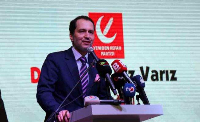 Fatih Erbakan uyardı: Asıl hedef Türkiye!