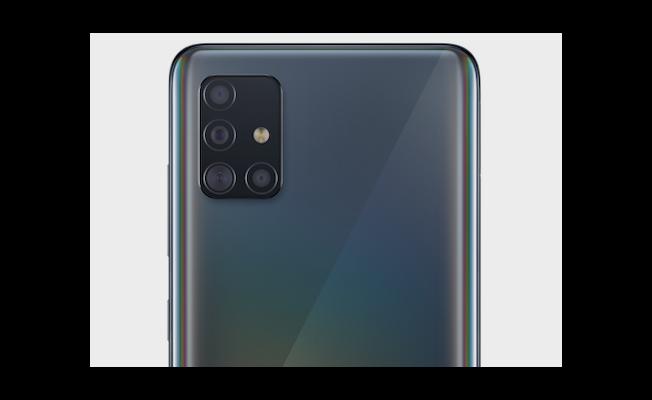 Galaxy A51 modeli Türkiye'de satışa çıktı