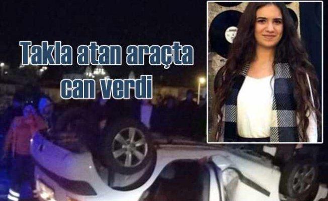 Helin Tepeli'nin ölümü | 20 yaşındaki genç kazada can verdi