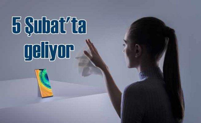 HUAWEI MATE 30 PRO5 Şubat'ta Türkiye'de satışta olacak