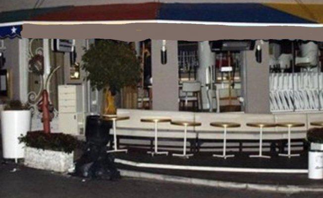 İstanbul'un ünlü mekanında skandal olay