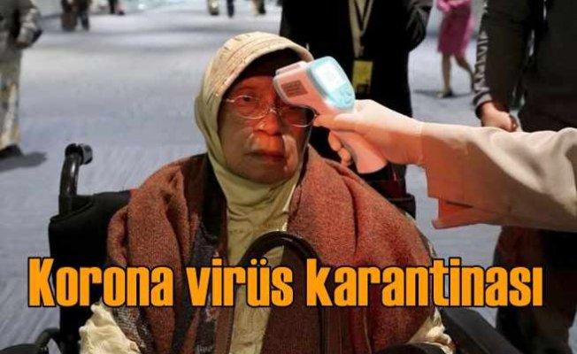 İstanbul'da korona virüs karantinası kaldırıldı