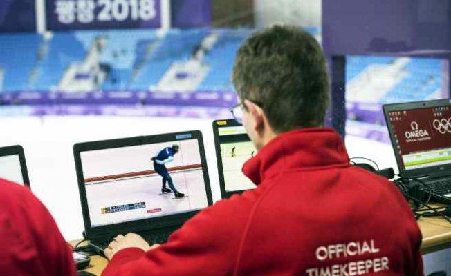 Lozan 2020 Kış Gençlik Olimpiyatları'nda zaman Omega'dan sorulacak