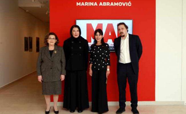 Marina Abramović Enstitüsü'nün (MAI) Türkiye'deki ilk sergisi