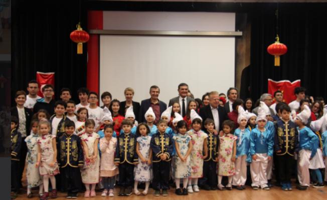 Okan Koleji'nden Çince festivali