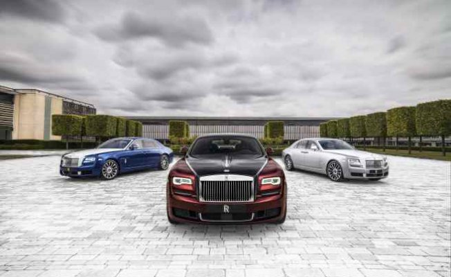 Rolls-Royce 2019'da rekor satış rakamına imza attı