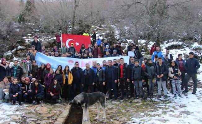 Sarıkamış Şehitleri Seydişehir'de anıldı