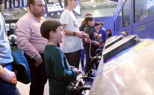 Sömestri tatilinde çocuklar için Gaming İstanbul başlıyor