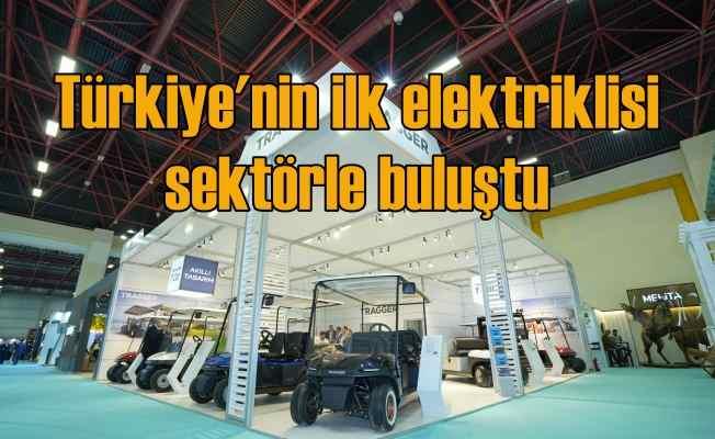 Tragger turizm sektörüyle buluşuyor | Türkiye'nin ilk elektriklisi