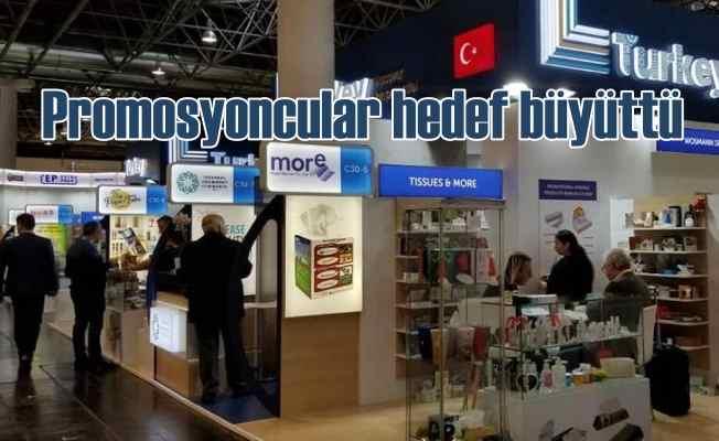 Türk promosyon sektörü Düsseldorf'ta 100 milyon dolarlık bağlantı yaptı